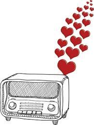 ValentineRadioEmittingHearts